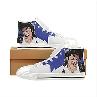 Michael Jackson Custom Sneakers