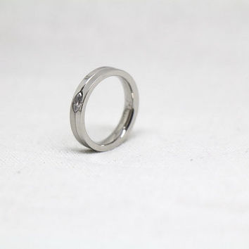 Free Engraving, silver Ring,promise ring,couple Rings, Lovers rings