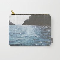 Ocean State Carry-All Pouch by Ashley Hillman