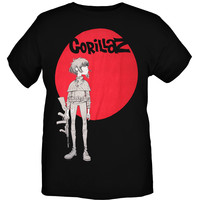 Gorillaz Kids With Guns Slim-Fit T-Shirt