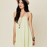 Free People South Beach Swing Dress