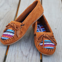 Arizona Kilty Moccasin