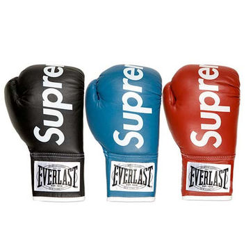 SUPREME X EVERLAST BOXING GLOVES