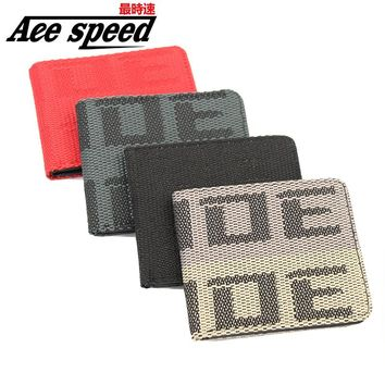 Ace speed-- High quality JDM style wallet for Bride cloth wallet Bride Money clip JDM style JDM Bride chip