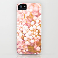 The Flowers in the Sunset iPhone & iPod Case by Hello Twiggs