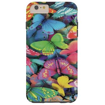Butterfly Haven Tough iPhone 6 Plus Case