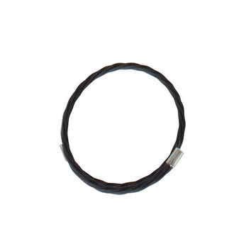 Guitar String Bracelet / Black