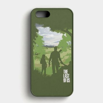 The Last Of Us Faces iPhone SE Case