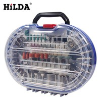 276PCS Hilda Rotary Tool Bit Set Electric Dremel style Rotary Tool Accessories for Grinding Polishing Cutting