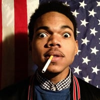 Chance the Rapper Acid Rap Poster