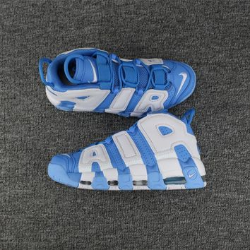 Nike Air More Uptempo North Carolina 921948-401 Size 36--46