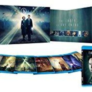 David Duchovny & Mitch Pileggi & Jonathan Whitesell-The X-Files: Complete Series Collector's Set + The Event Bundle