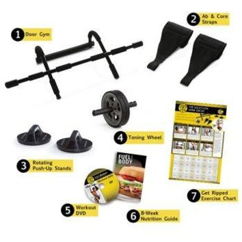 Golds Gym® 7-in-1 Body Building System