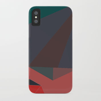 Shape Play 2 iPhone Case by duckyb