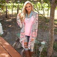 Spring Fall Loose Cardigans for Women