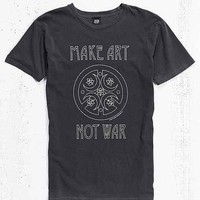 OBEY Art Not War Tee