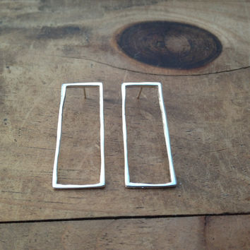 The Open Rectangle Studs