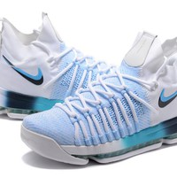 "2017 Nike  Zoom  KD 9 Kevin Durant  Ⅸ ""Playoffs""  Men's  Basketball Shoes"