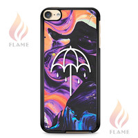 Bring Me To The Horizon Bmth That Is The Spirit Oil Slick iPod 6 Case