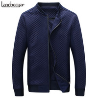 Men's Fashion College Slim Fit Casual Jackets Coats