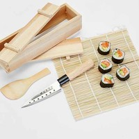 Sushi Making Kit- Brown One