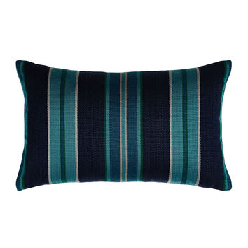 American Summer Striped Pillow - Elaine Smith