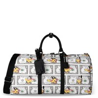 Large Fabric Bag Men - Moschino Online Store