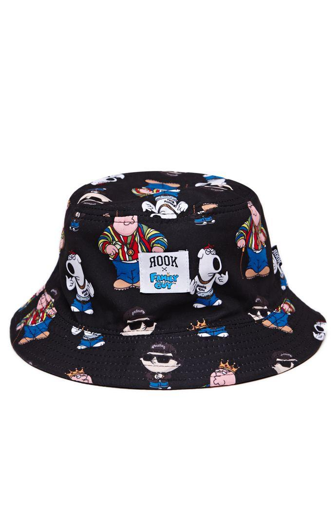 6d09197cae6 Rook Rook - Family Guy Bucket Hat - Mens Backpack - Black - One