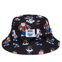 Rook Rook - Family Guy Bucket Hat - Mens Backpack - Black - One