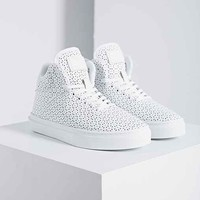 Clear Weather One-Ten Leather Sneaker- White