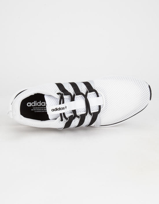 Adidas Originals Sl Loop Racer Mens Shoes Running White Ftw Core Black Core  Black In 6260a4192