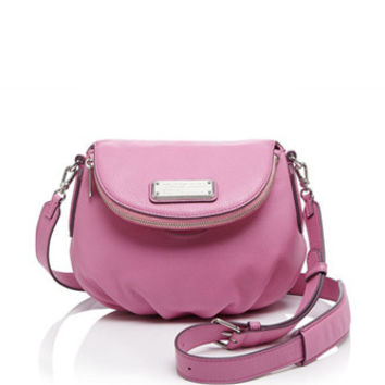 Marc by Marc Jacobs New Q Mini Natasha Leather Crossbody