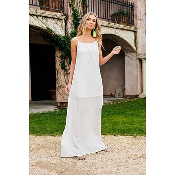 Almost Official Dress (Ivory)