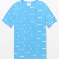 Champion All Over Script T-Shirt at PacSun.com
