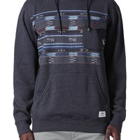 Vans 40th Parallel Fleece Hoodie - Mens Hoodie - Black