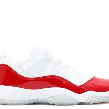 ONETOW Air Jordan  11 Retro Low 'Cherry'