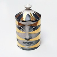 PATCH NYC - FORNASETTI - FORNASETTI LOSANGE CANDLE