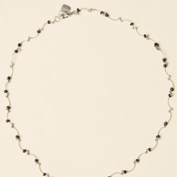 Silver Curved Choker - Choker - Jewelry - Accessories