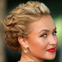 5 Hot Updo Hairstyles