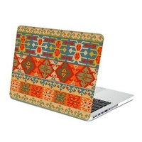 Macbook Pro Retina 13 Case, GMYLE Hard Case Print Frosted for MacBook Pro 13 inch with Retina display - Bohemian pattern Rubber Coated Hard Shell Case Cover (Not Fit For Macbook Pro 13)