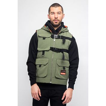 Utility Padded Pocket Vest