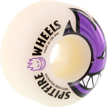 Spitfire Bighead 54mm White/Purple Skate Wheels