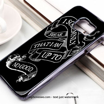 Harry Potter Old Books Samsung Galaxy S6 and S6 Edge Case