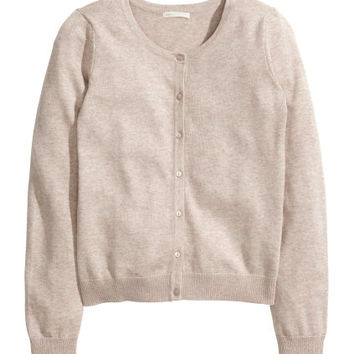H&M Cotton Cardigan $14.99