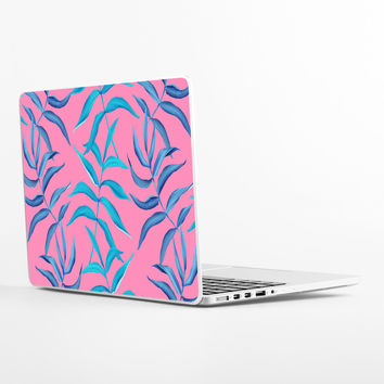 Neon Palms Laptop Skin