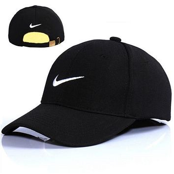 Tagre™ NIKE GOLF NEW Adjustable Fit DRI FIT SWOOSH FRONT BASEBALL cotton cap HAT