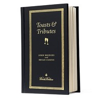A Gentleman's Guide To Toasts & Tributes Book - Brooks Brothers