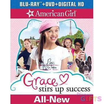 AMERICAN GIRL-GRACE STIRS UP SUCCESS (BLU RAY/DVD W/DIGITAL HD)