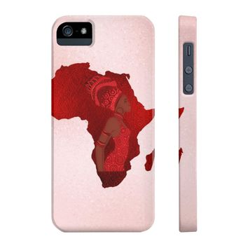 Zabba designs African Inspired Case Mate Slim Phone Cases