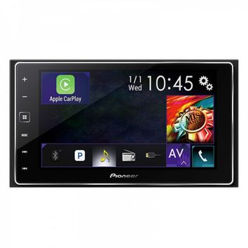 """Pioneer® SPHDA120 - Double DIN MP3/SD/USB AppRadio 4 Receiver with 6.2"""" Touchscreen, LCD Monitor and Bluetooth"""